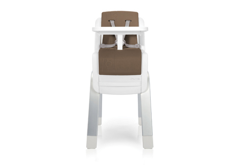 Zaaz High Chair in Almond