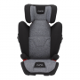 AACE CARSEAT CHARCOAL FRONT HEAD REST UP