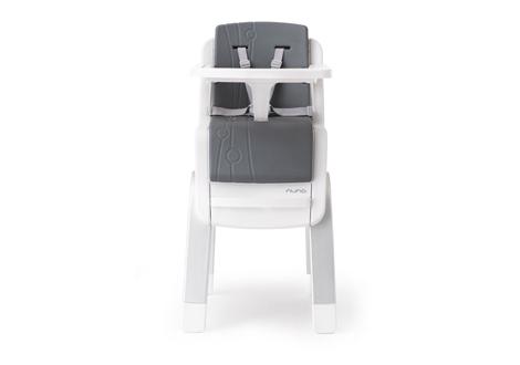 Zaaz High Chair in Carbon
