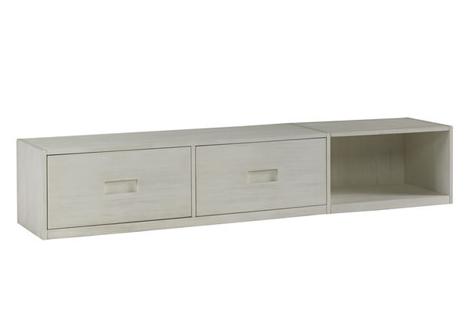underbed wicker on hessian ikea drawer drawers storage wheels box under unique bed