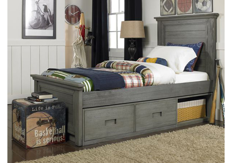 Lucca Twin Bed By Dolce Babi Furniture