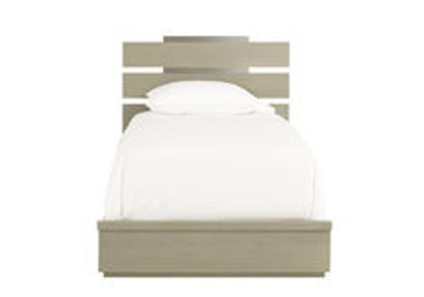 Axis Twin Panel Bed