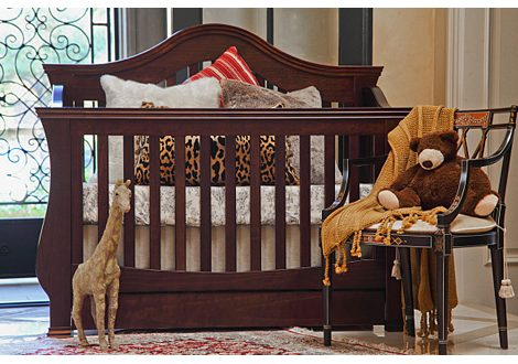 Ashbury 4 In 1 Convertible Crib With