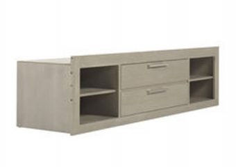 Axis Storage Unit with Siderail Panel 1
