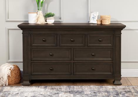 Tillen Classic Double Wide Dresser