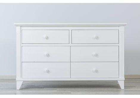 Edison 6 Drawers Dresser