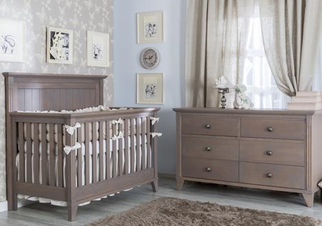 Edison 4 In 1 Convertible Crib By Silva Furniture