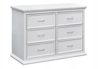 Foothill Louis Dresser in Cloud Grey 3