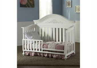 Gardena Toddler Rail White
