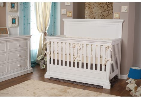 Jackson 4-in-1 Convertible Crib