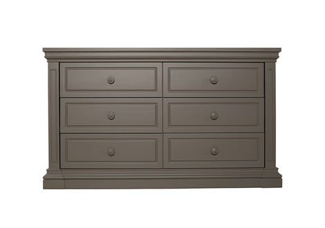 Jackson 6 Drawers Dresser