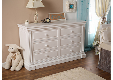 Jackson 6 Drawers Dresser By Silva Furniture