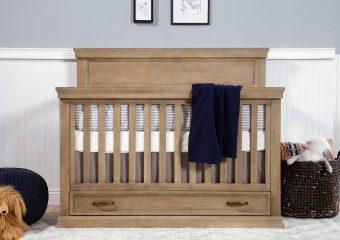 Langford Crib Driftwood