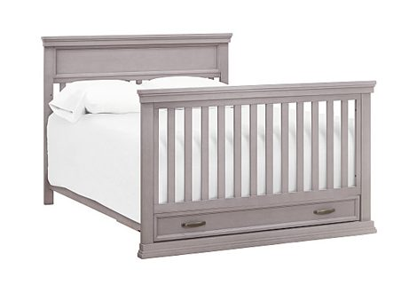 Langford Full Size Bed Conversion Kit By Million Dollar Baby Classic