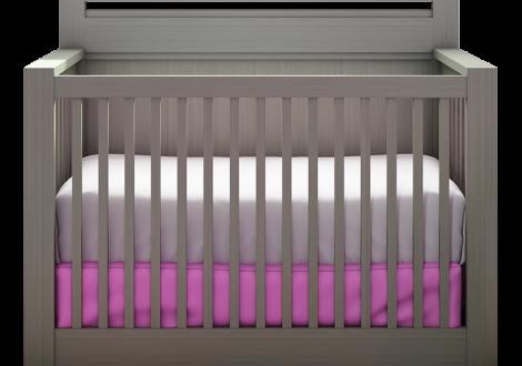 Milano Convertible Crib By Nest