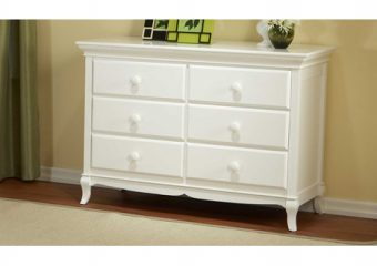 Mantova Double Dresser White 2