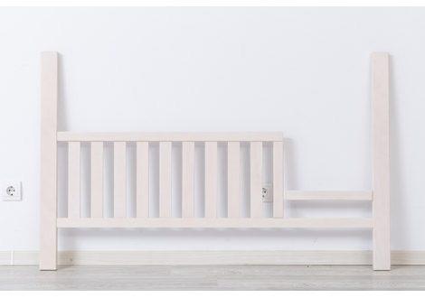Sophia Toddler Rail in Linen