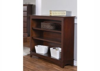 Pali bookcase hutch in cherry