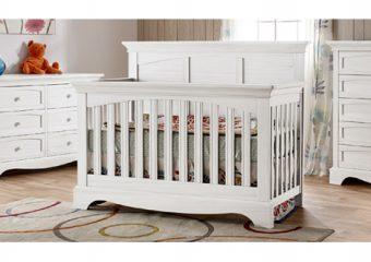 Ragusa forever crib vintage white