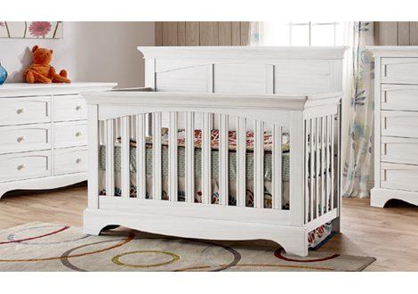 Ragusa Forever Crib & Double Dresser Bundle