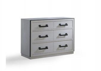 Sevilla Double Dresser White Chalet