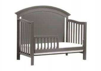 Wembley convertible crib manor grey2