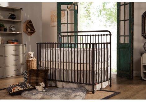 Winston 4-in-1 Convertible Crib