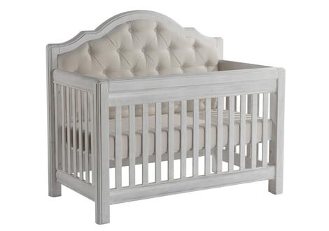 Cristallo Forever Crib – Beige Fabric