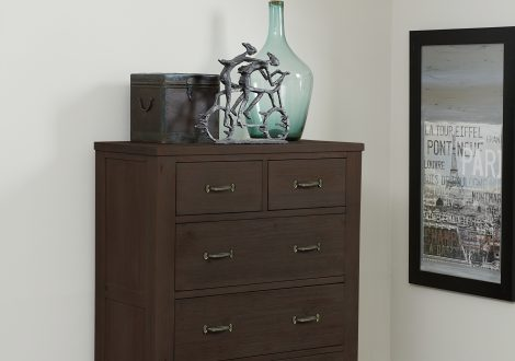 Highlands 5 Drawer Chest
