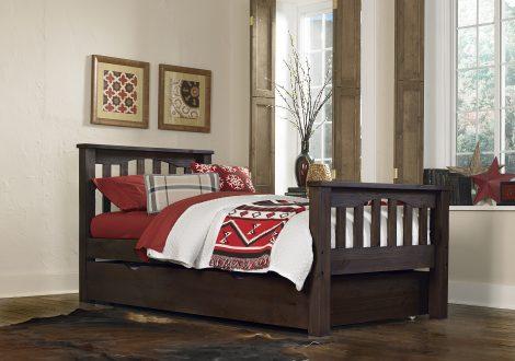 Highlands Harper Twin Bed