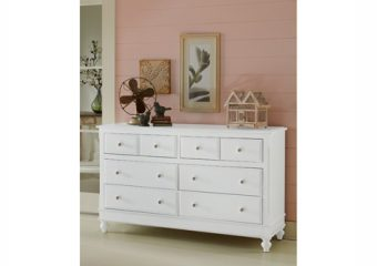 Lake House 8 Drawer Dresser 6