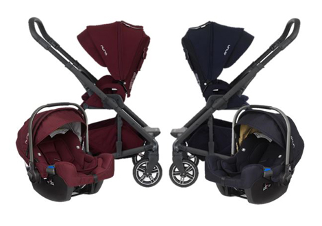Mixx 2 Stroller And Pipa Infant Carseat Travel System