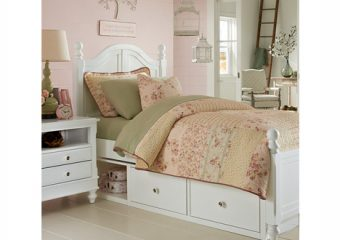 Payton Twin Arch Bed