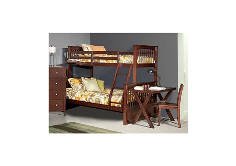 Pulse Twin Over Full Bunk Bed