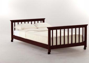 Stair Loft Lower Full Bed Cherry