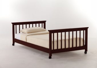 Stair Loft Lower Twin Bed Cherry