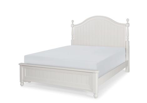 Summerset Low Poster Queen Bed