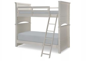 Summerset Twin over Twin Bunk Bed Taupe
