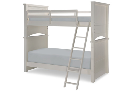 Summerset Twin Over Twin Bunk Bed
