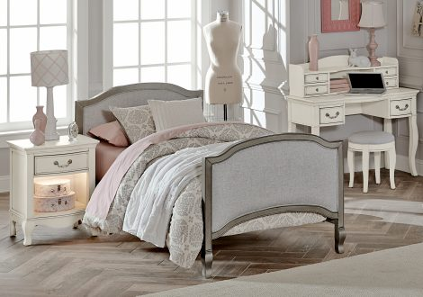 Kensington Victoria Twin Bed
