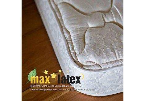 Maxtrix Latex Twin Mattress MaxLatex