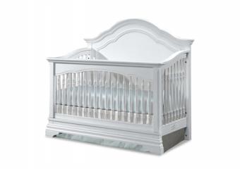 Athena Crib in Belgium Cream