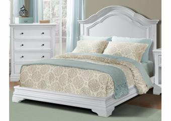 Athena Full Bed in Belgium Cream