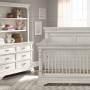 Kerrigan Room View Crib Dresser Hutch and Chest