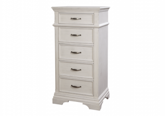 Kerrigan pier Chest in Rustic White
