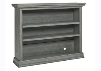 Marco Bookcase in Nantucket Grey