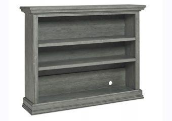 Marco Bookcase in Nantucket Grey