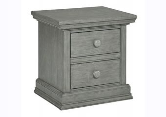 Marco Night Stand in Nantucket Grey