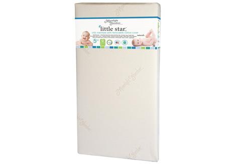 Moonlight Slumber Little Star Crib Mattress