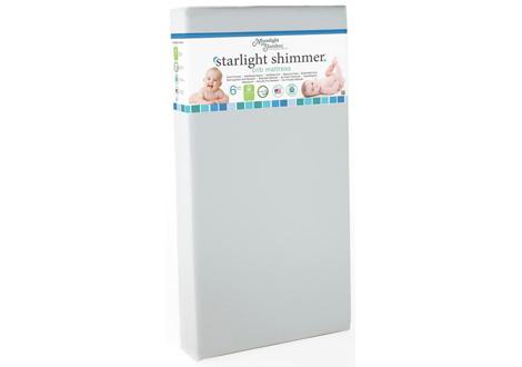 Moonlight Slumber Starlight Shimmer Crib Mattress